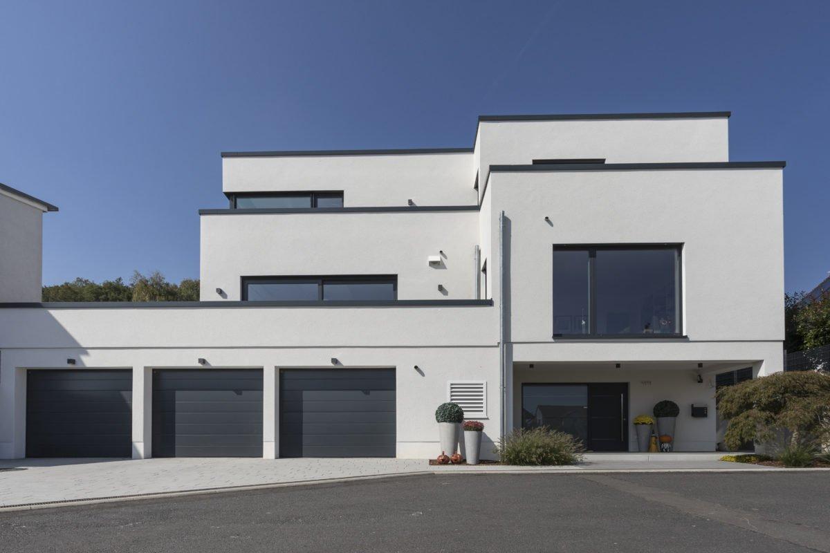 Haus Lehmann - Die Architektur