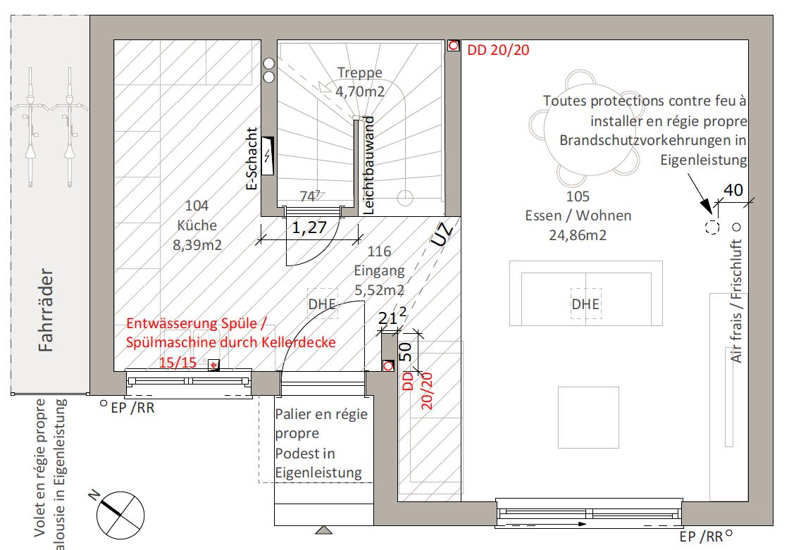 Kundenhaus Oliveira - Eine Nahaufnahme von einer Karte - Produkt
