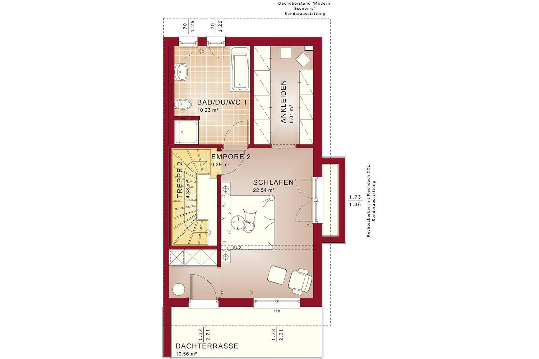 CELEBRATION 114 V7 XL - Ein Screenshot eines Videospiels - Gebäudeplan