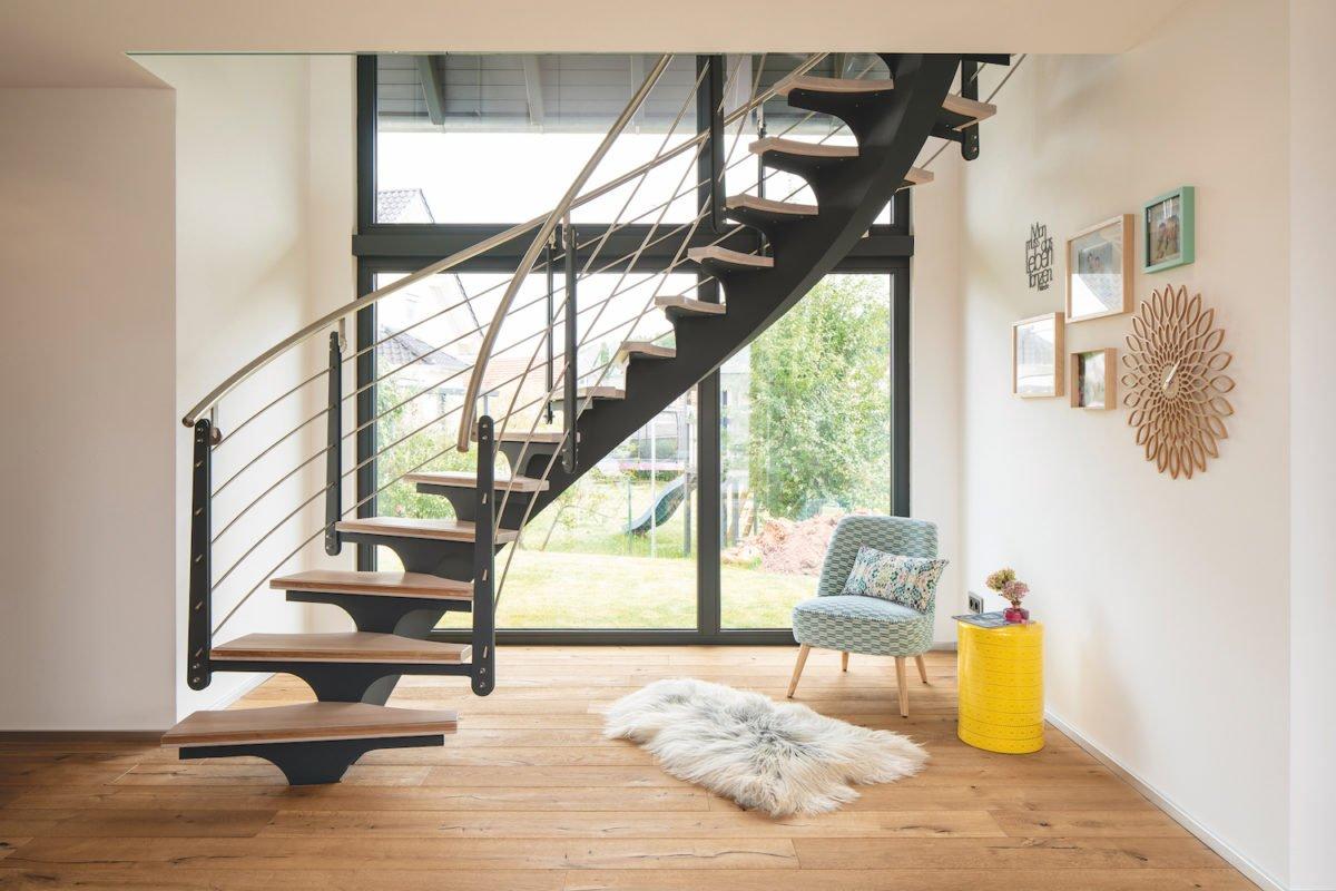 Kundehaus frei geplant - Ein Blick auf ein Zimmer - Interior Design Services