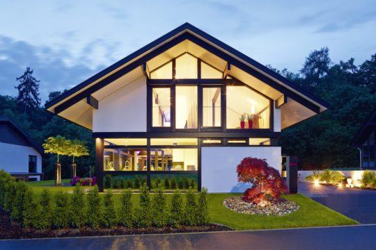 HUF HAUS MODUM 7 - Ein Blick auf ein Haus - Huf Haus
