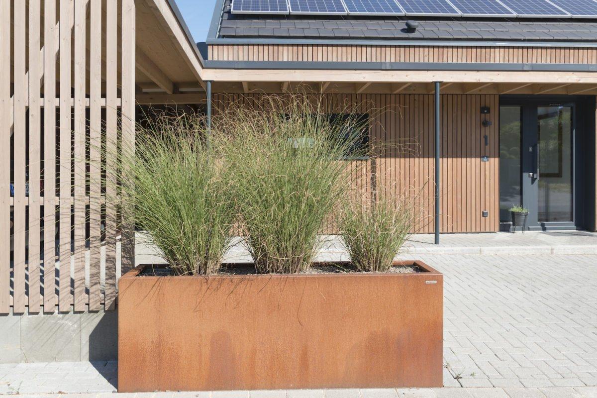 Kundenhaus Schaub - Die Architektur