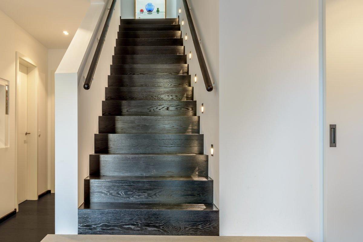 Haus Pawliczec - Treppe