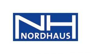 Nordhaus - Eine Zeichnung einer Person - Logo