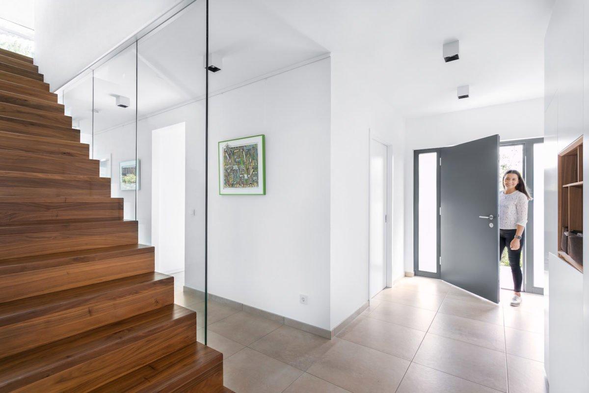 Kundenhaus Villa in den Weinbergen - Ein großer Raum - Interior Design Services