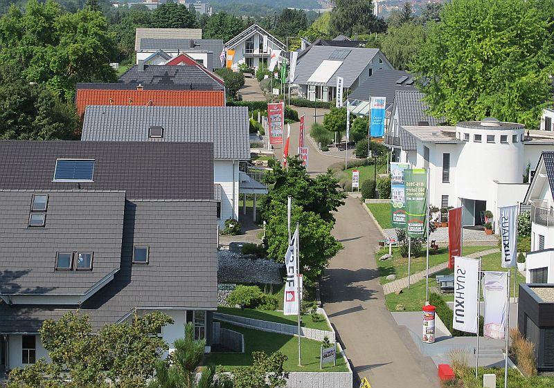 Musterhäuser: Häuser real erleben - Eigenheim und Garten Fellbach