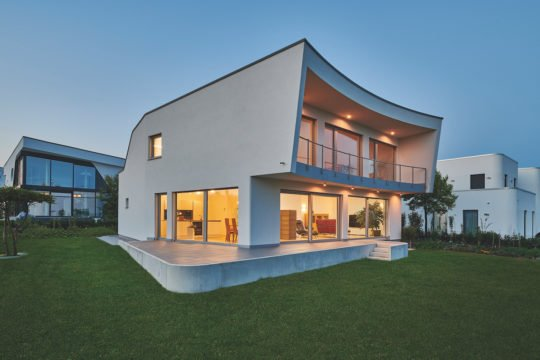 Kundenhaus Organic Oasis - Villa