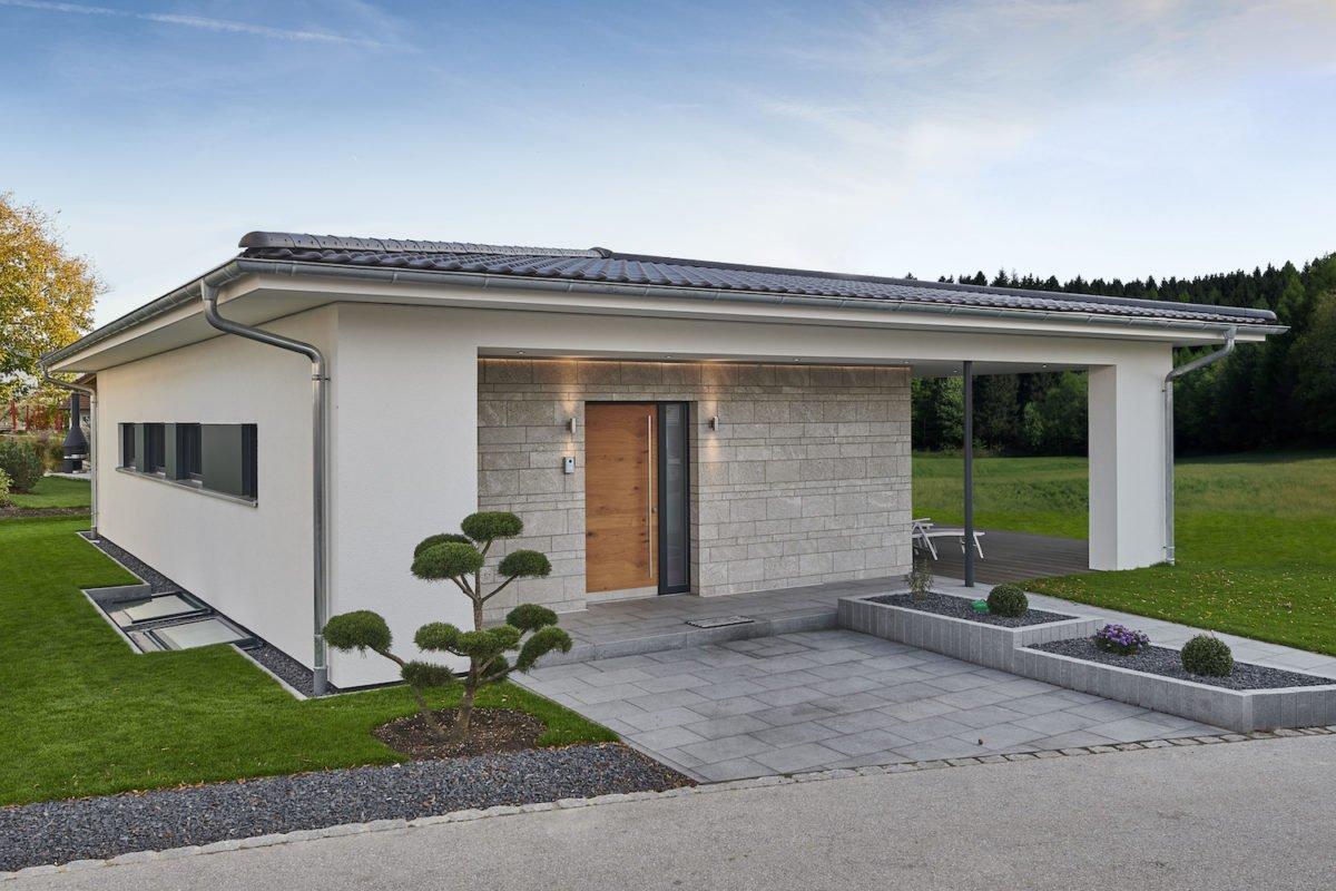 Musterhaus CLARON - Bauzentrum Poing