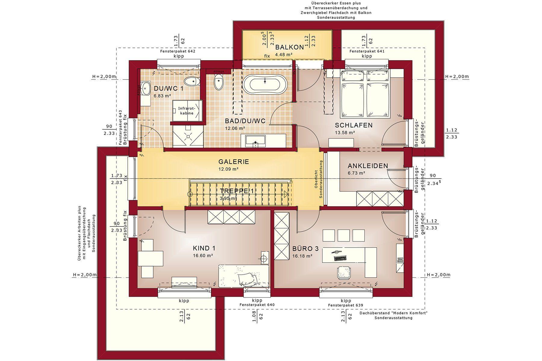 CONCEPT-M 155 Leipzig - Ein Screenshot eines Videospiels - Gebäudeplan
