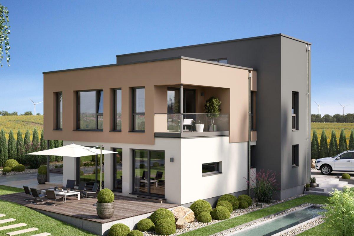 Gebäudeplan - Haus-Plan