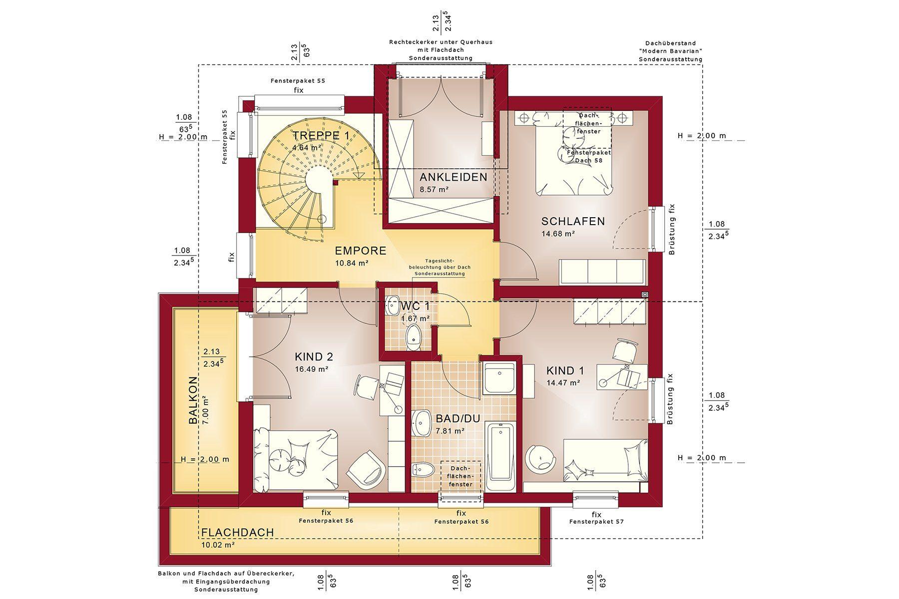 CONCEPT-M 159 Bad Vilbel - Moderne Architektur