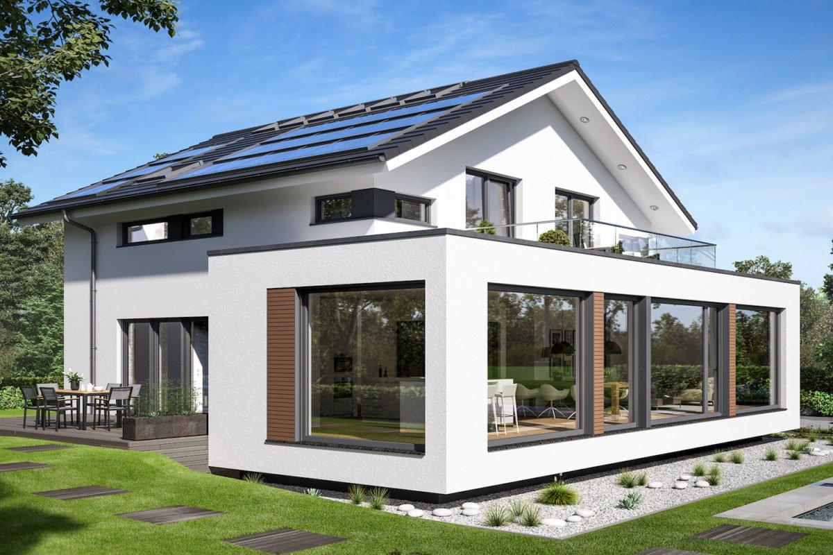 Haus - Haus-Plan