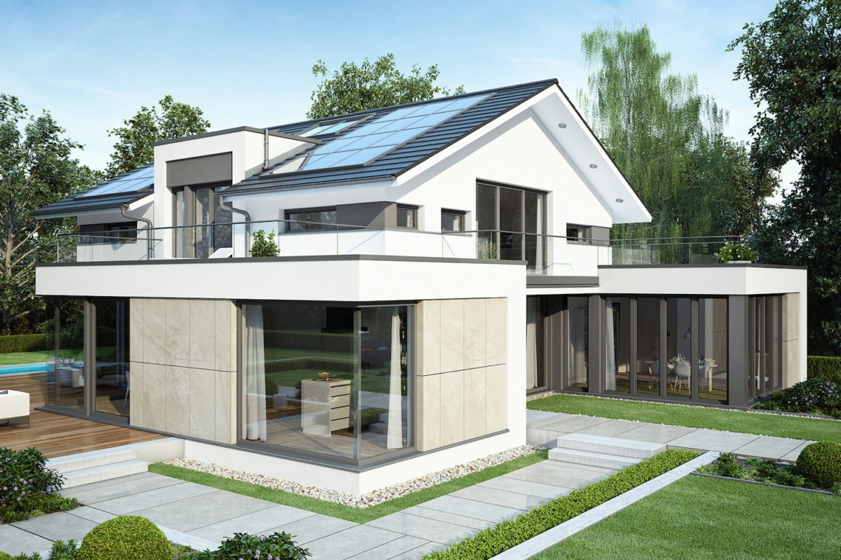 Bien-Zenker GmbH Mannheim - Haus