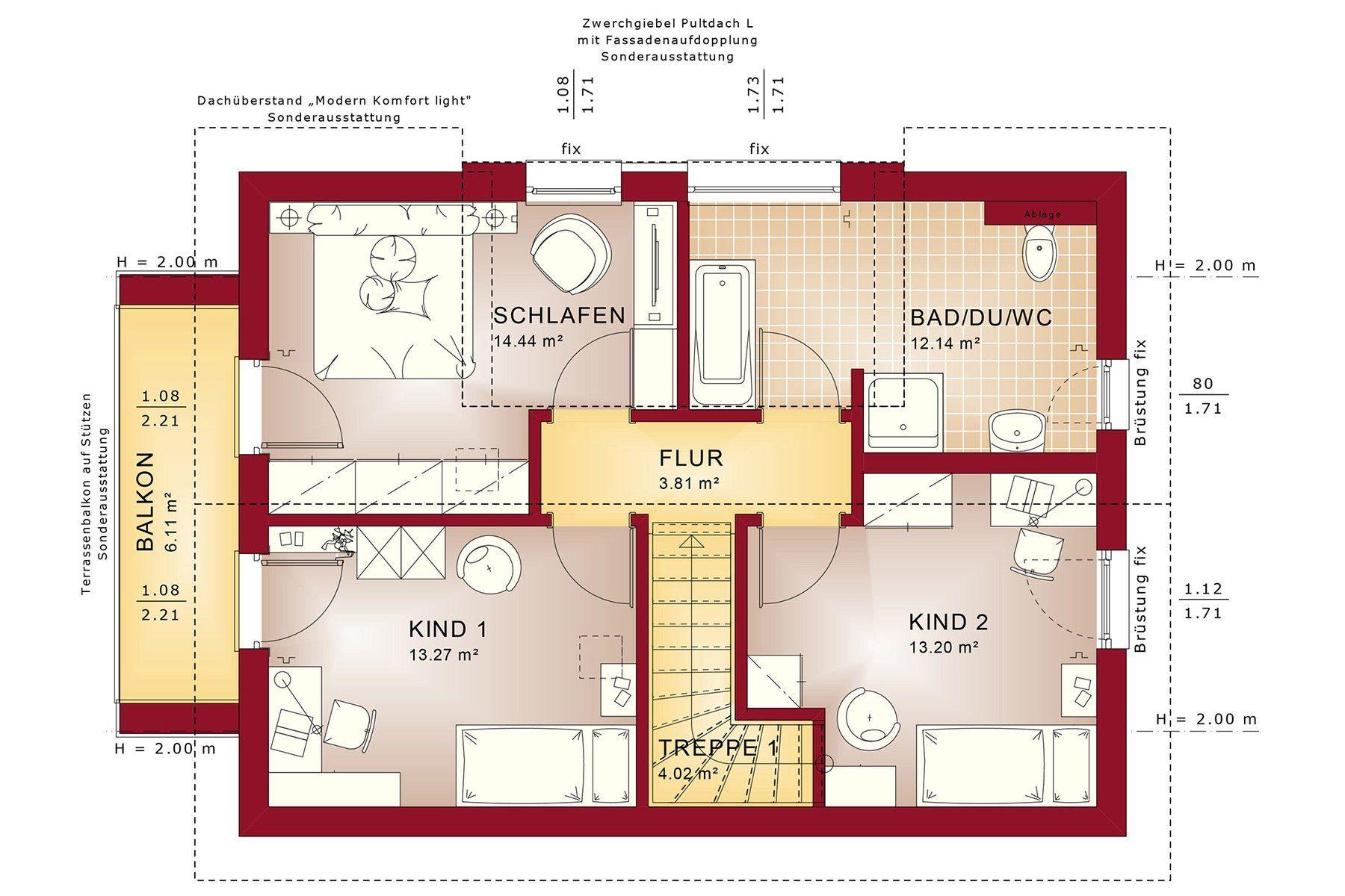Edition 120 V3 - Ein Screenshot eines Videospiels - Gebäudeplan