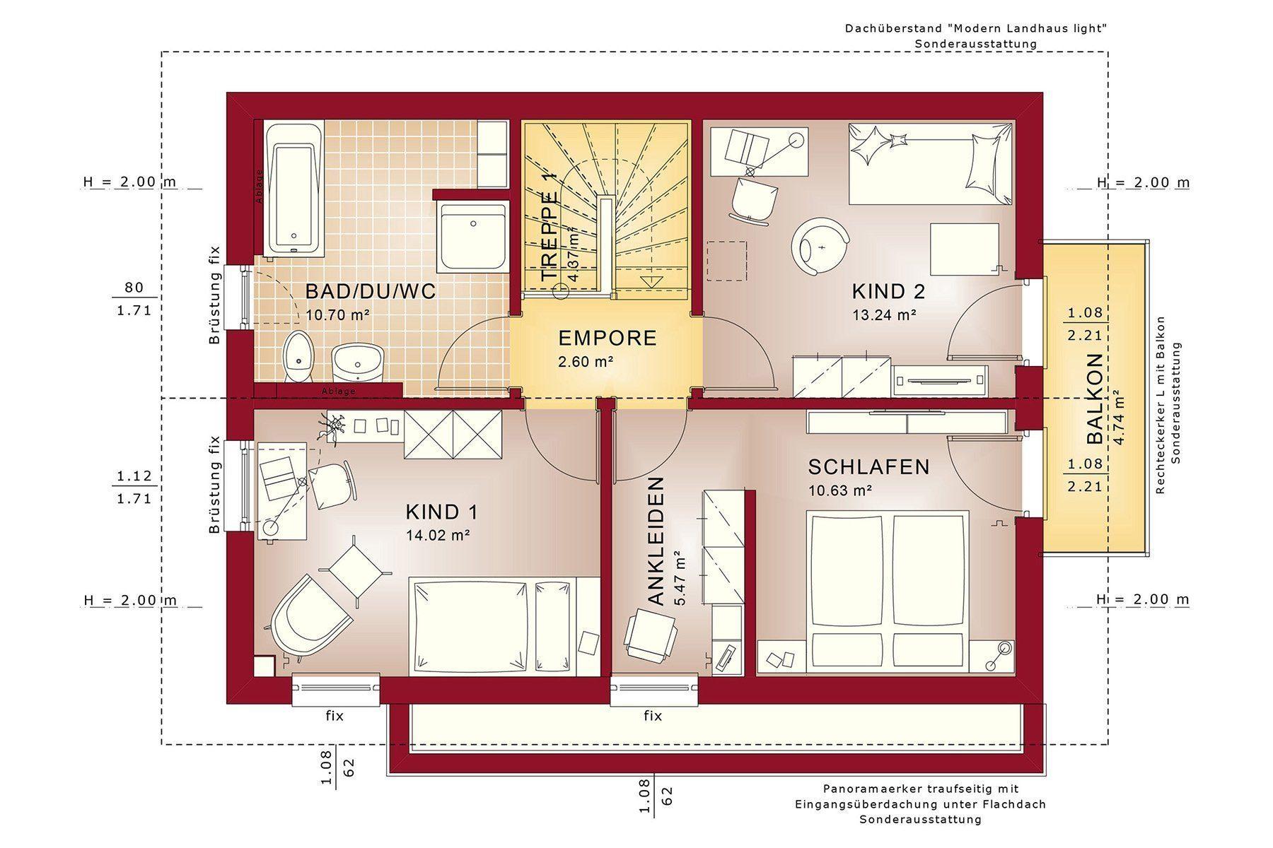 Edition 123 V4 - Ein Screenshot eines Handys - Gebäudeplan
