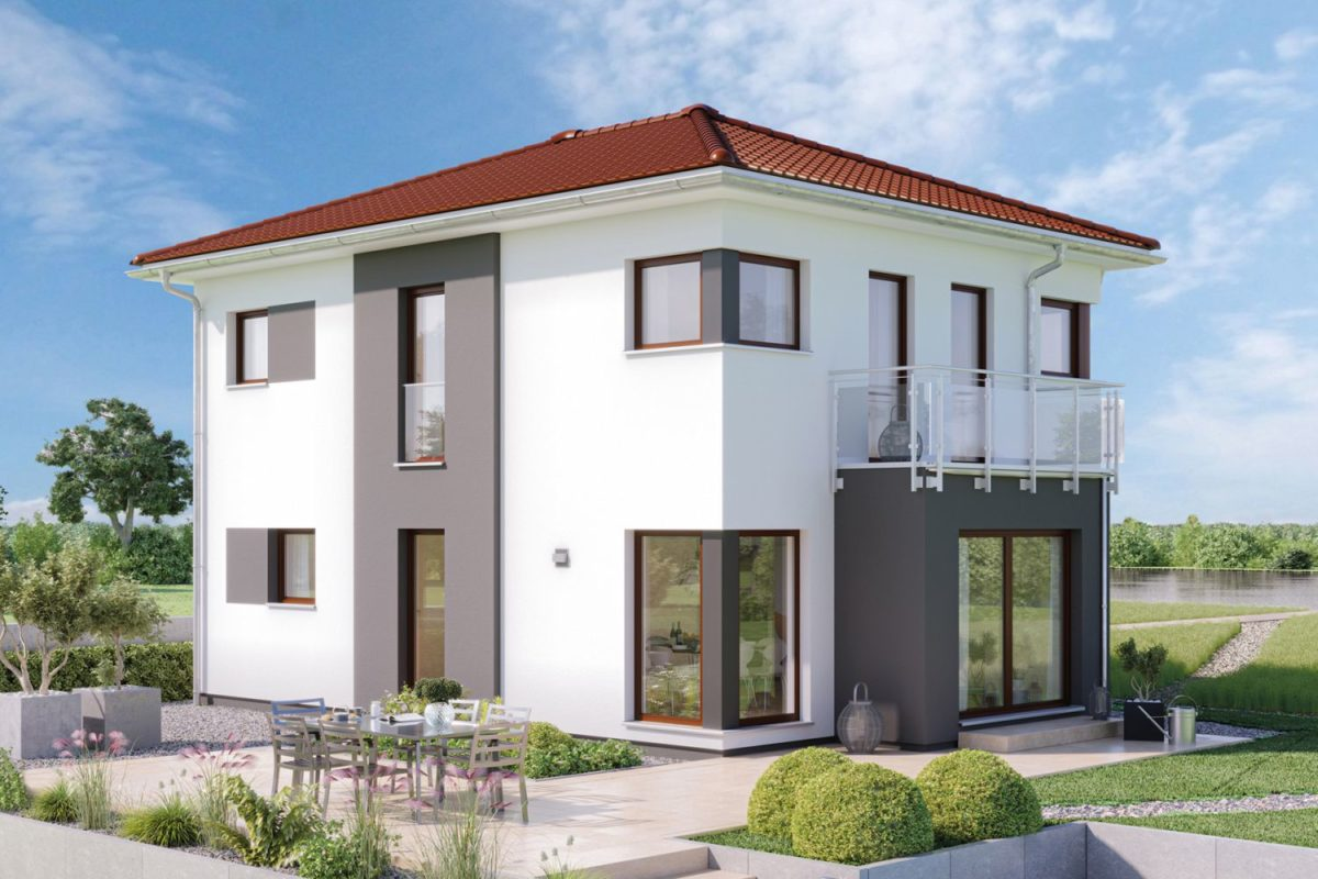 Edition 123 V5 - Ein Blick auf ein Haus - Haus