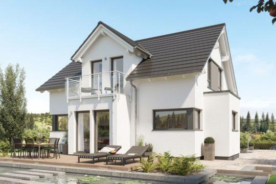 Eedition 125 V2 - Ein großes weißes Haus - Haus