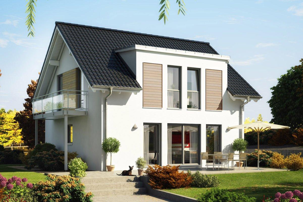 Haus - Satteldach