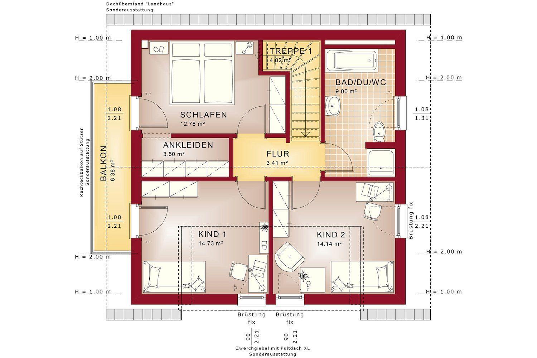 Gebäudeplan - Bien Zenker
