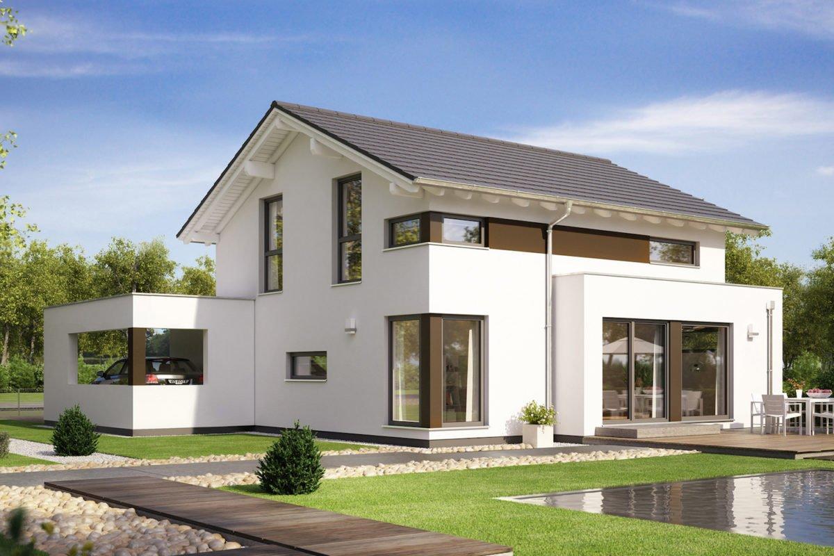 Haus - Moderne Architektur