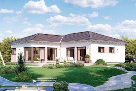 Haus-Plan - Haus