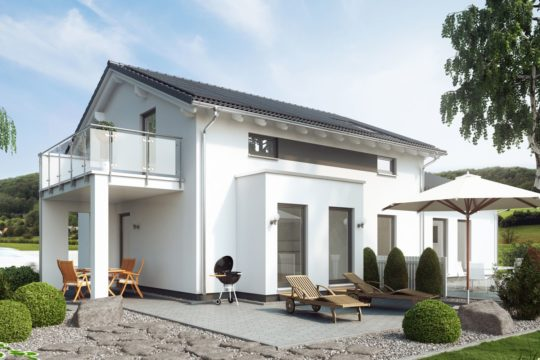 Mehrfamilienhaus - Sekundäre Suite