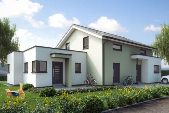 Haus - Wohnung