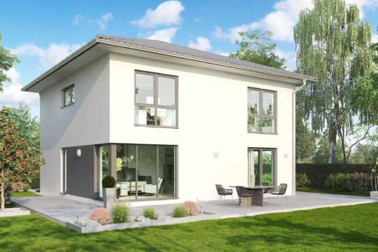 "Musterhaus ""Ravenna"" - HELMA Wohnungsbau GmbH"