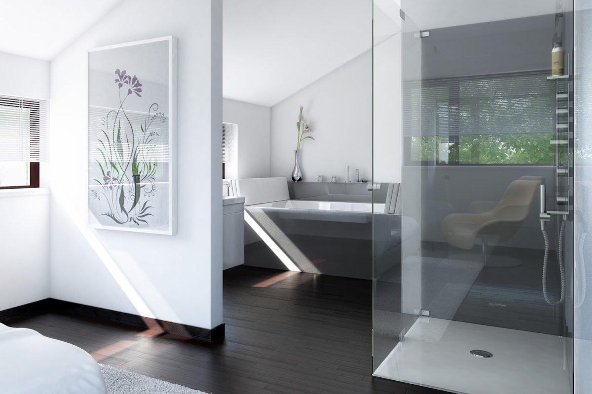 CONCEPT-M 172 Köln - Ein zimmer mit waschbecken und spiegel - Bien Zenker