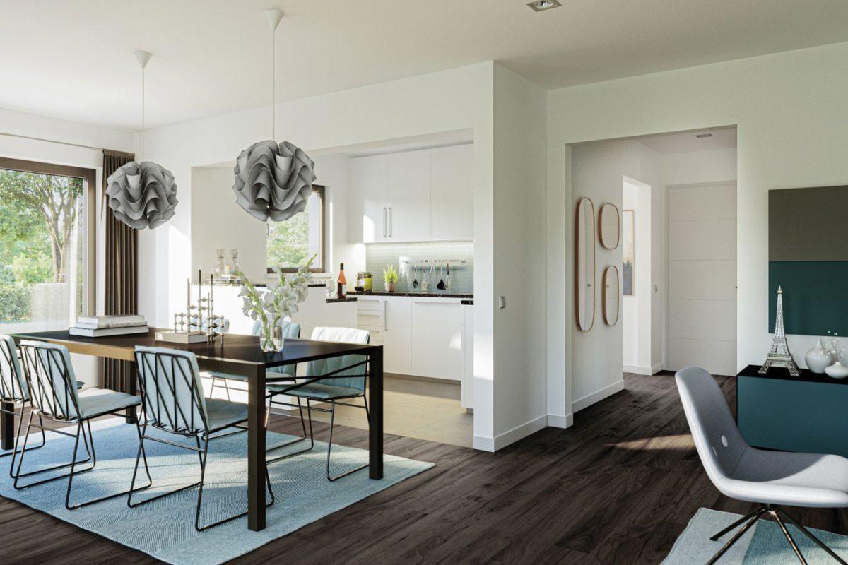 Automatisch gespeicherter Entwurf - Ein Wohnzimmer mit Möbeln und einem großen Fenster - Interior Design Services