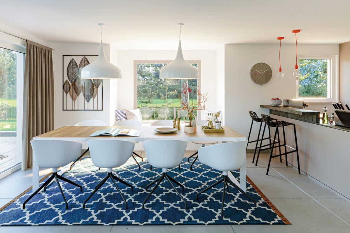 Automatisch gespeicherter Entwurf - Ein Raum voller Möbel und ein großes Fenster - Interior Design Services