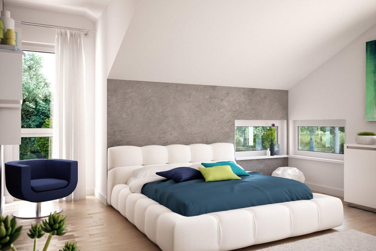 Die Architektur - Schlafzimmer