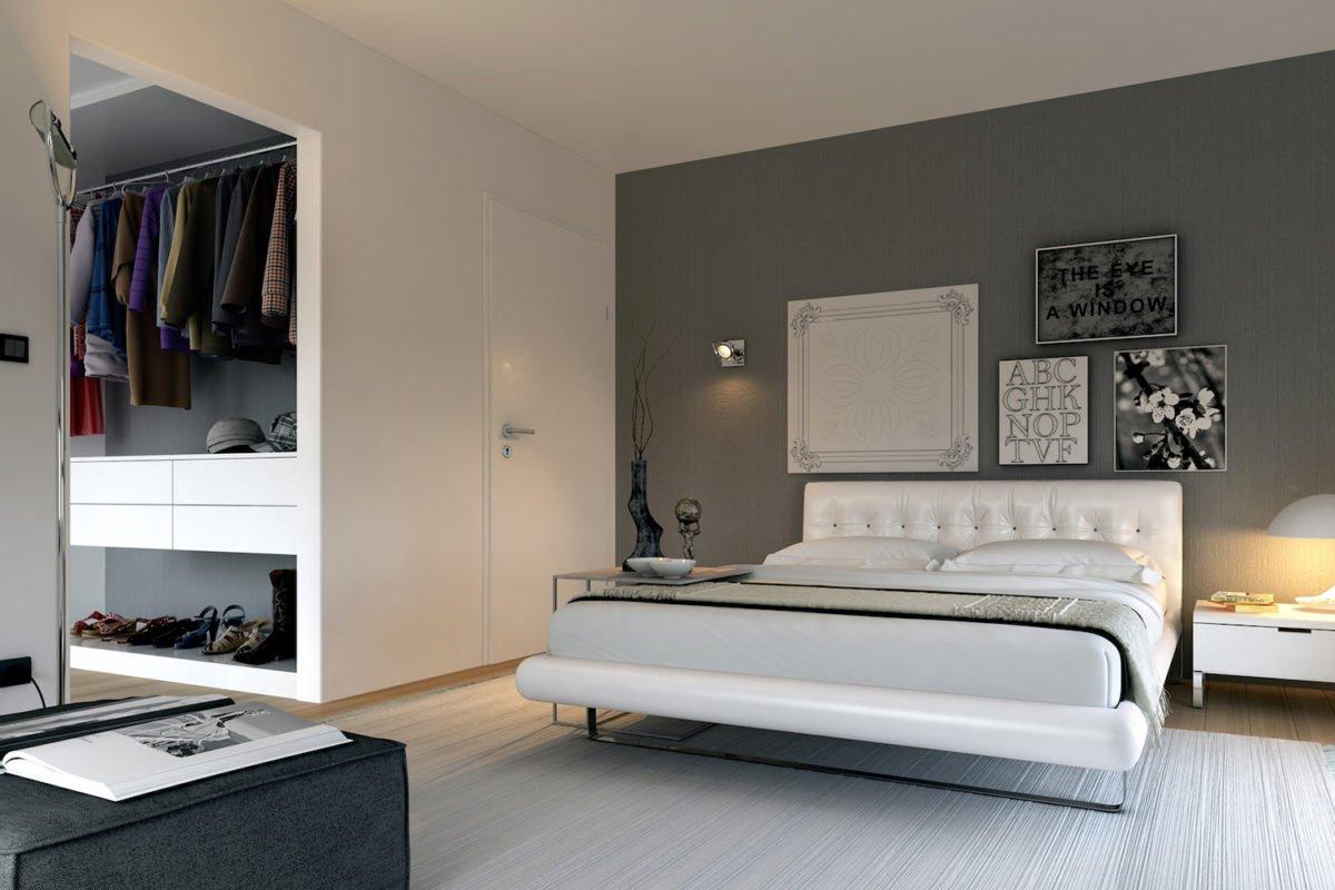Schlafzimmer - Haus