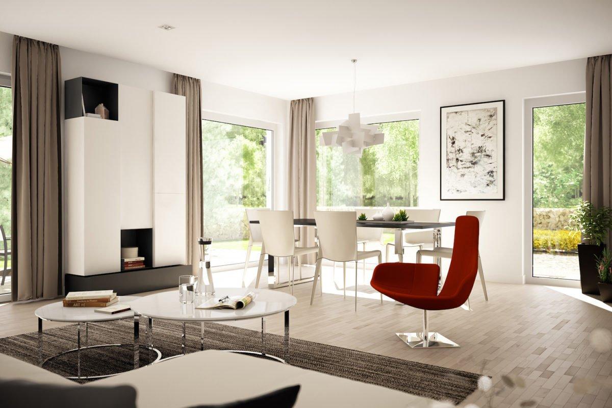 Zimmer - Haus-Plan