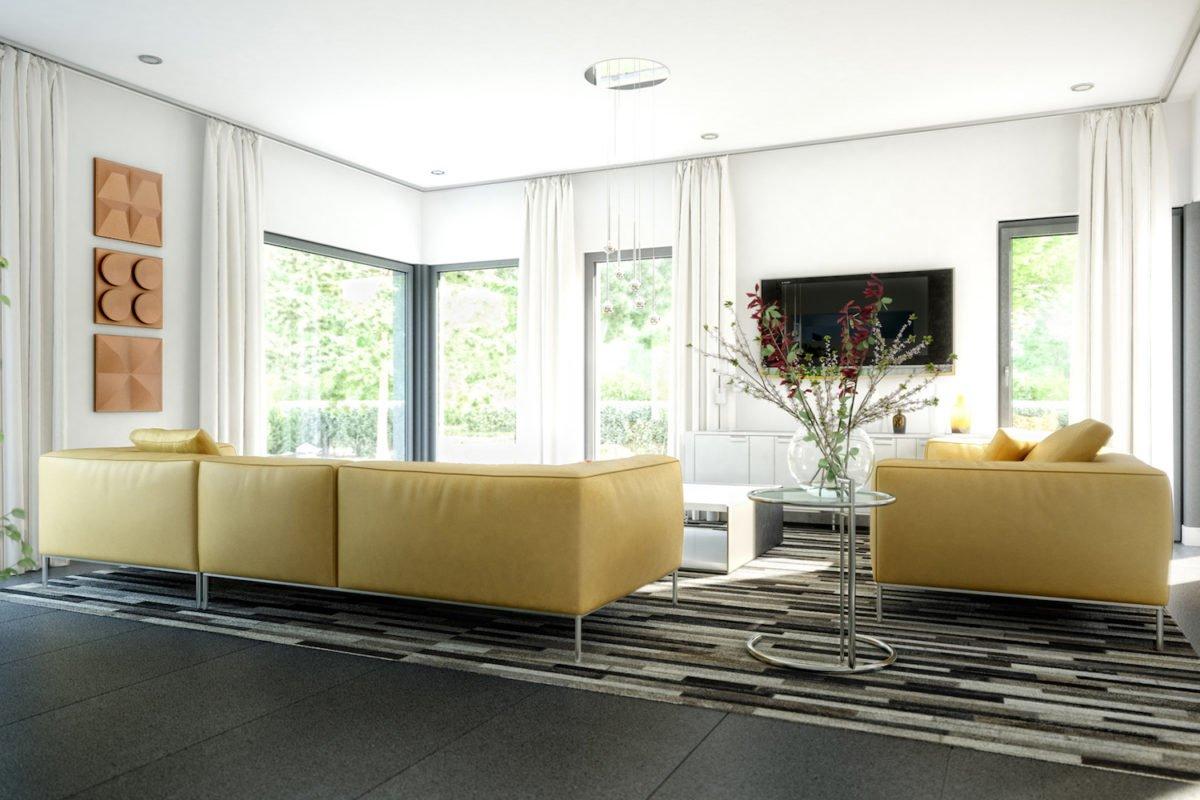 Interior Design Services - Wohnzimmer
