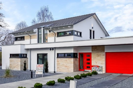Musterhaus Dresden - Haus