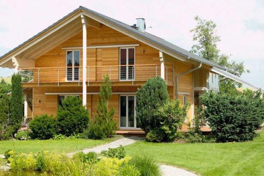 Referenzhaus Rosenheim - Holzhaus