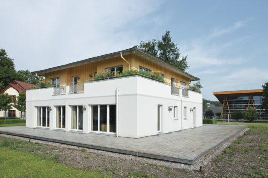 Weberhaus Stadtvilla Musterhaus