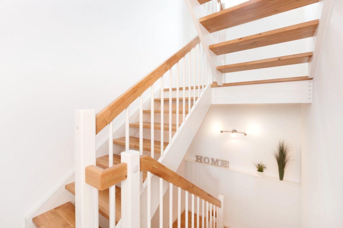 Treppe - Geländer