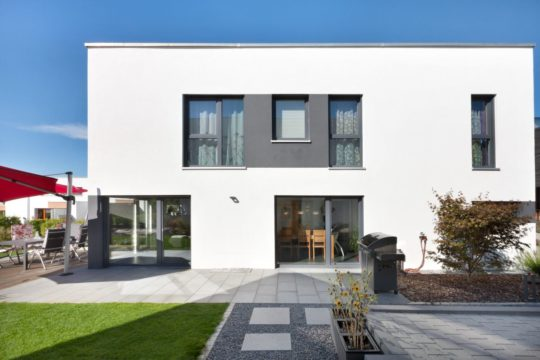 Talbau Haus Kubushaus Unikat U065