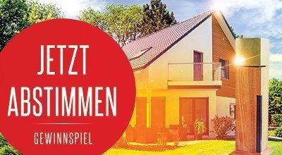 Deutscher Fertighauspreis Gewinnspiel
