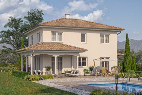 Villa Toskana von Haas Haus