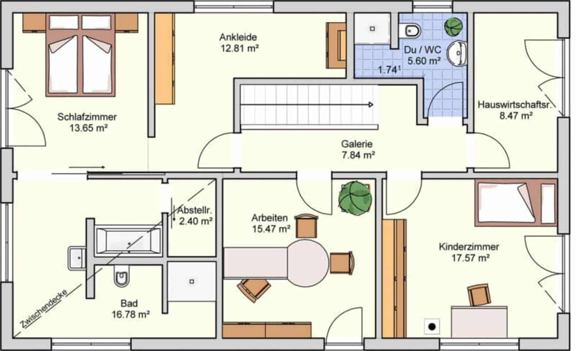 Fingerhut Haus Satteldachhaus Arbaro Hausbauhelden De