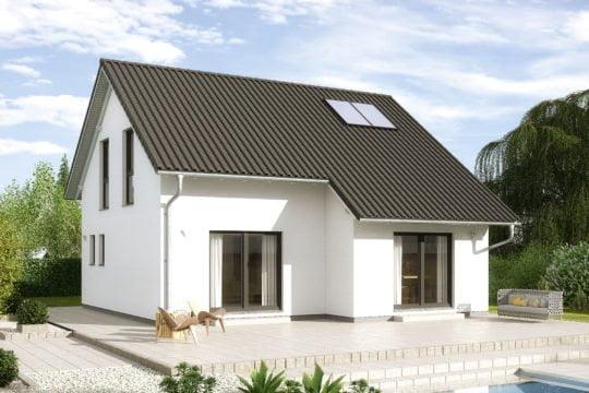 Gussek Haus Modell Kastanienallee WL 40
