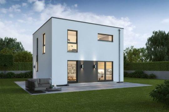 Gussek Haus MyLine 120 Flachdach