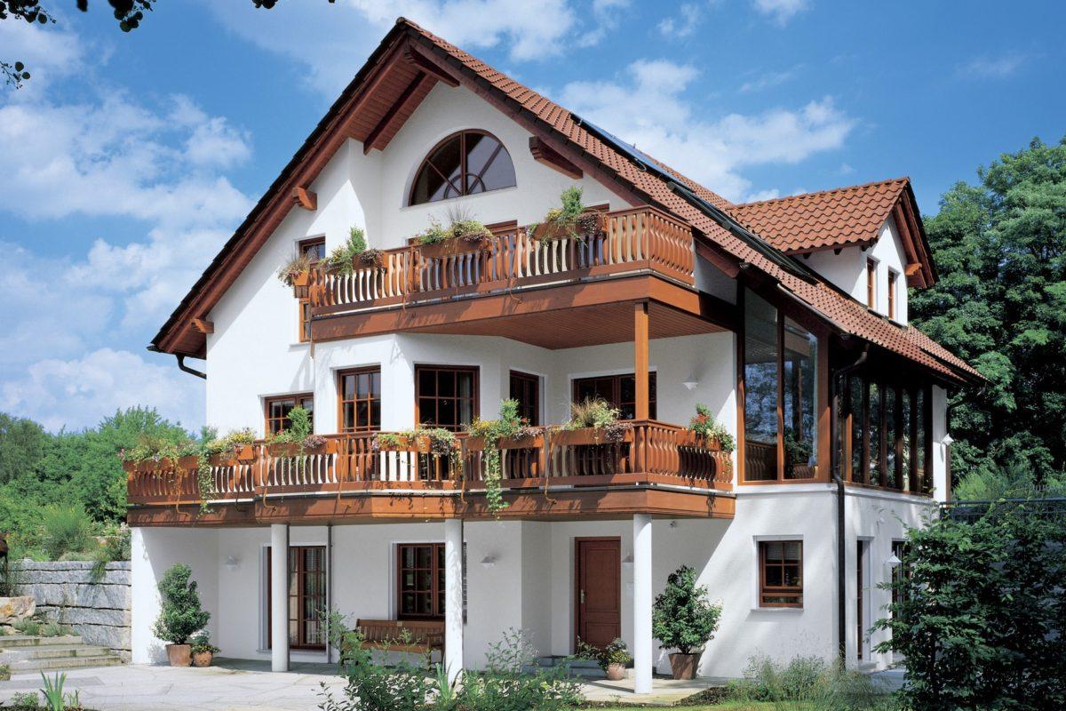 WeberHaus Klassisches Landhaus