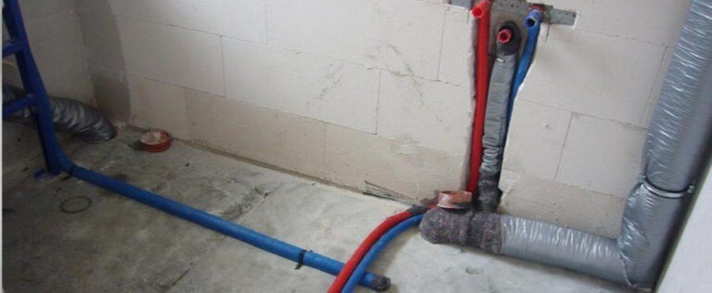 Baumängel VQC Dämmstärken der Warmwasserleitungen