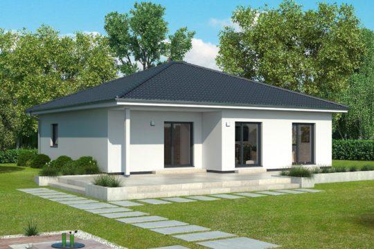 Bungalow Bordeaux von Gussek Haus