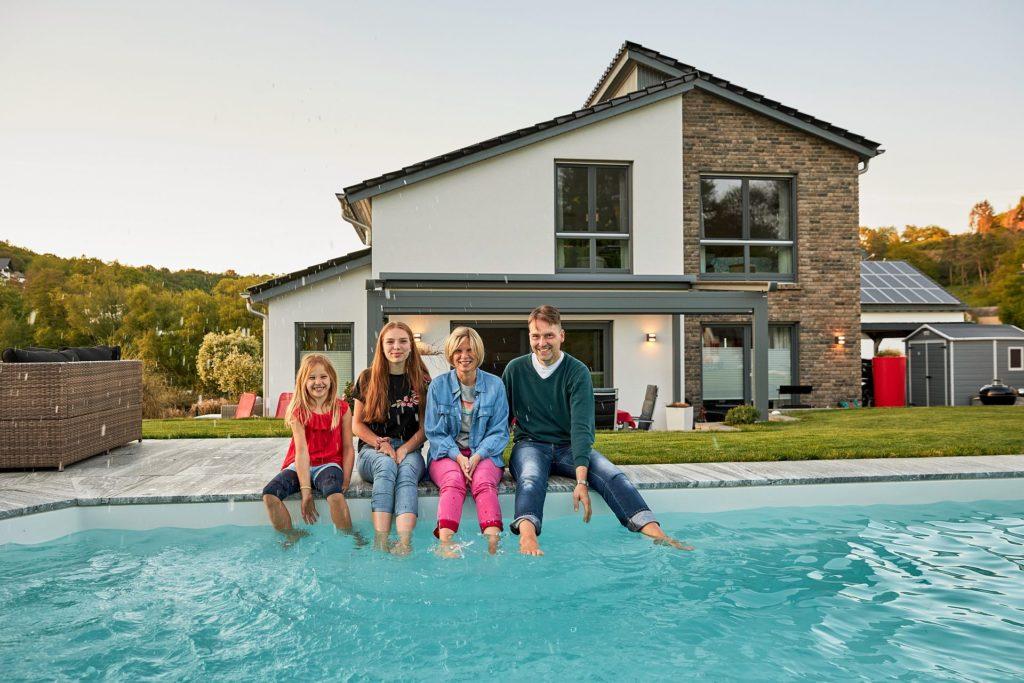 ProHaus Bauherren Familie