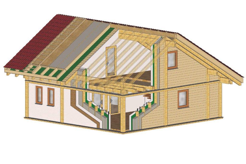 Moderne-Holzhaeuser-Grafik-Ausfachung-voema-Bio-Bau